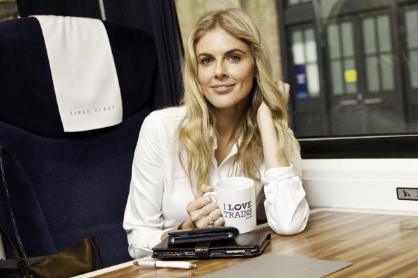 Donna 'Train' aka Donna Air is t