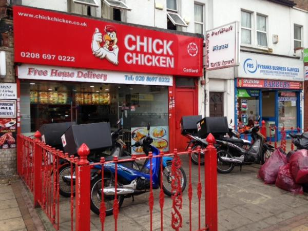 Chicken shop supervisor revisits moments leading to Catford stabbing