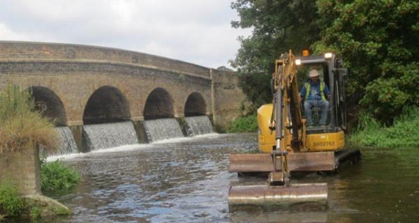 River Cray set to have a £45,000 face-lift