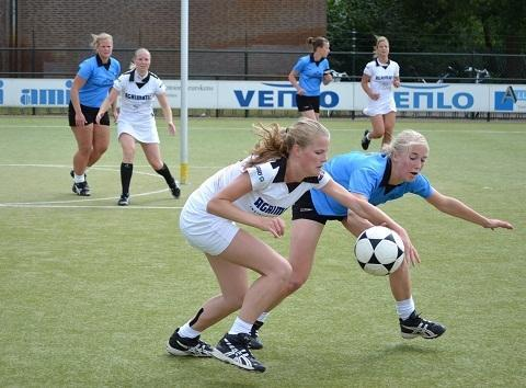 Korfball has its roots in Holland, where it is a hugely popular sport