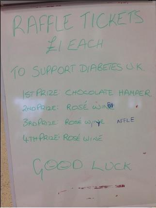 Tesco Bromley questioned after offering chocolate hamper as 1st prize in diabetes raffle