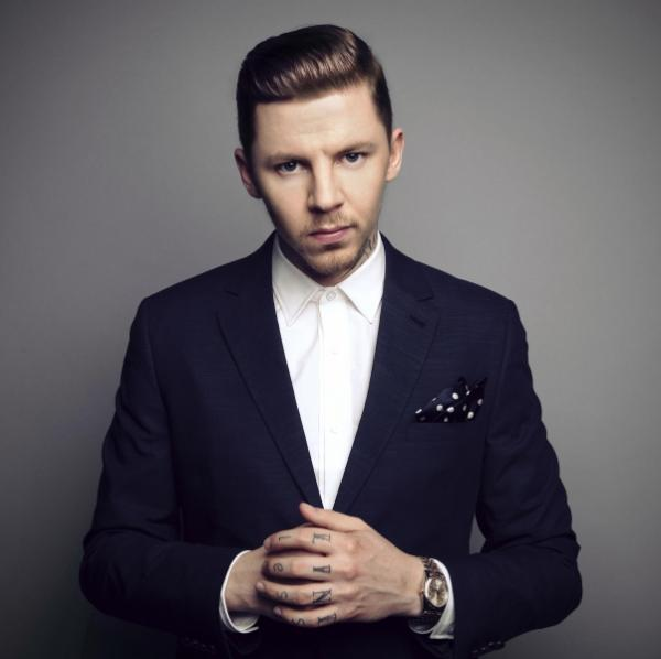Rapper Professor Green discusses his new album and why Lewisham police are 'silly sods'