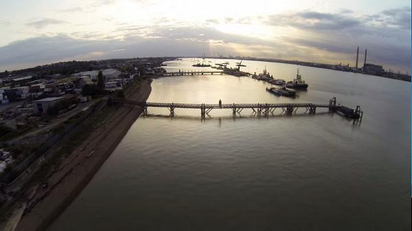 VIDEO: Amazing aerial footage shows Gravesend from above