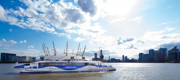 VIDEO: New Thames Clippers deal could see passenger numbers rocket