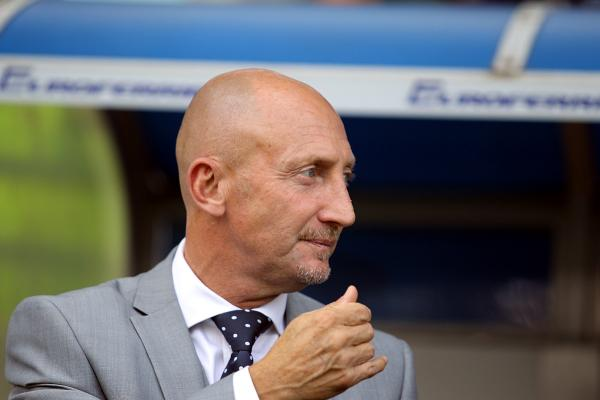 Ian Holloway accepted his side were not at their best today. Picture by Edmund Boyden.