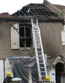 Foreign cigarettes ruled as cause of fatal Plumstead inferno