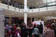 Peppa pig wows the crowds at intu Bromley