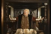 TP McKenna as Henry VIII in Monarch