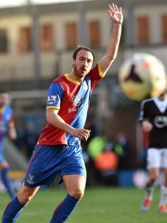 Glenn Murray has joined Reading on loan. Picture by Keith Gillard.
