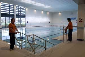 Leisure Centre Ready To Open From News Shopper