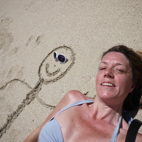 20 super summery selfies that might put a smile on your face
