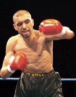 Harry Dhami is waiting for a new challenger for his big comeback