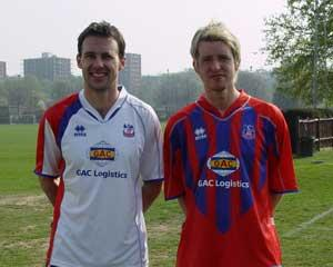 News Shopper: Palace stars show off the new kit