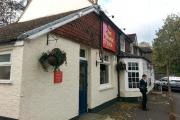 PubSpy reviews The Orange Tree in Wilmington