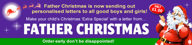 News Shopper: Letter to Santa header