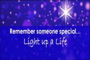 Light up a life for a loved one