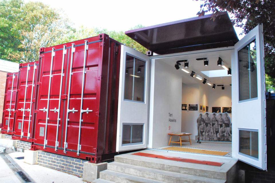 Eltham School Creates London S First Shipping Container
