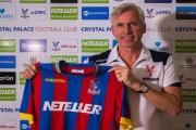 Pardew admits Stoke are what Palace should aspire to