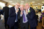 The Three Amigos - Sean, Micky and Paul