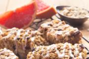 RECIPE: Make your lunch zing with Florida grapefruit muesli bars