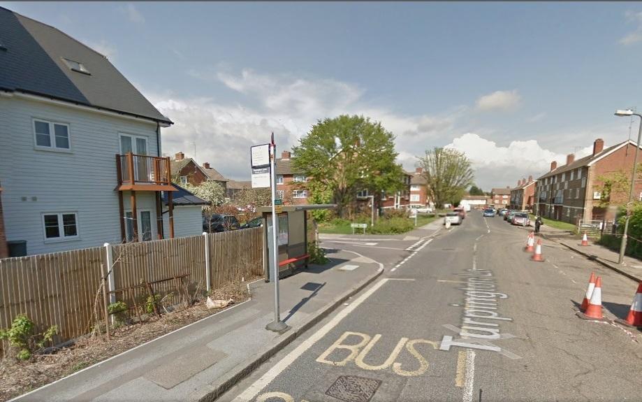 Turpington Lane. (Image: Google)