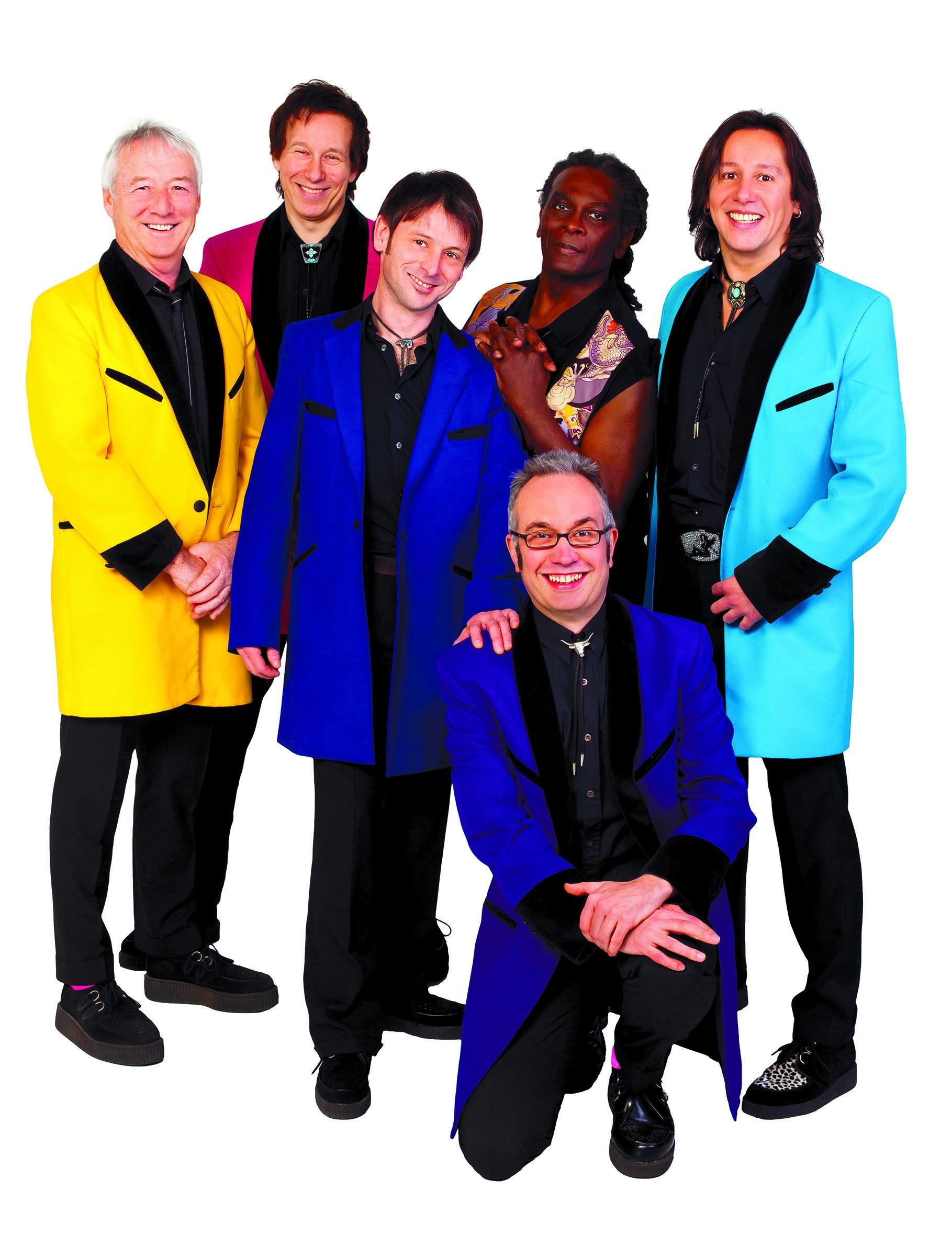 The golden age of Showaddywaddy