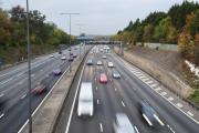 Workers who help maintain the M25 and clear up after accidents are going on strike