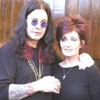 News Shopper: Ozzy and Sharon Osbourne, who own a house in Gerrards Cross