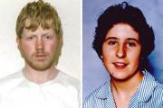 Convicted killer, Colin Ash-Smith (left) and victim Claire Tiltman (right).