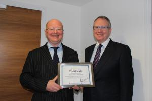 Local Surgeons given award as largest providers of varicose veins surgery in the UK