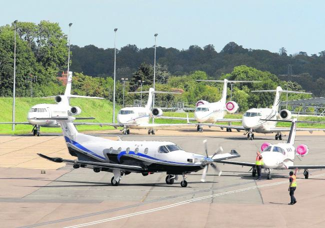 Biggin Hill is due to expand its flight operations