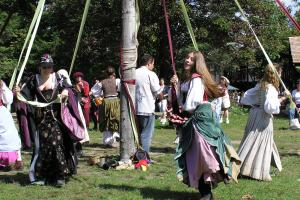 Maypoles to Roman deity's: Top five weird and wonderful May Day traditions