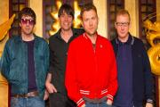 Guess who's back at the top of the album charts? It's only Blur!