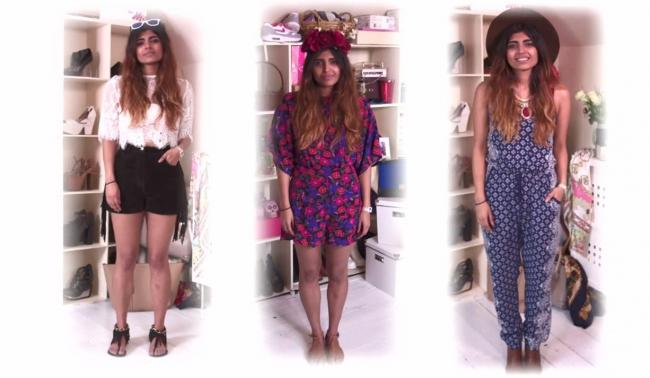 VIDEO: Get the perfect festival look with She Wears Fashion blogger