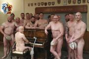 PICTURED: Dartford rugby team bare all in naked calendar