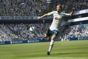 Tottenham's Harry Kane in action in Fifa 16