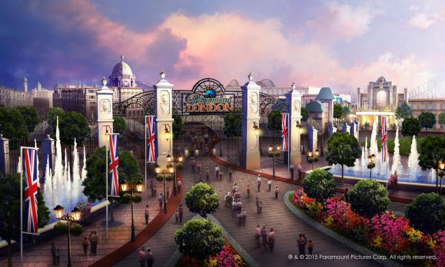 An image of what London Paramount could look like