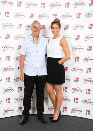 Keith Hutchings And Gemma Atkinson