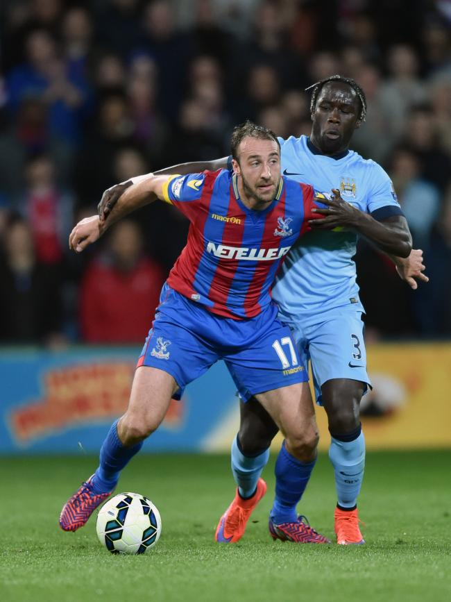 Bournemouth Striker Target Happy At Crystal Palace News Shopper