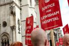 Campaigners won a legal battle to keep Lewisham A&E open.