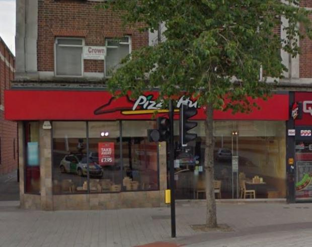 Update Two Arrested After Lunch Time Fight In Pizza Hut