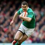 News Shopper: Ireland fly-half Johnny Sexton, pictured, knows he is destined for another physical battle with France's Mathieu Bastareaud