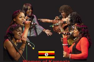 The Women Of Kampala At Greenwich Theatre