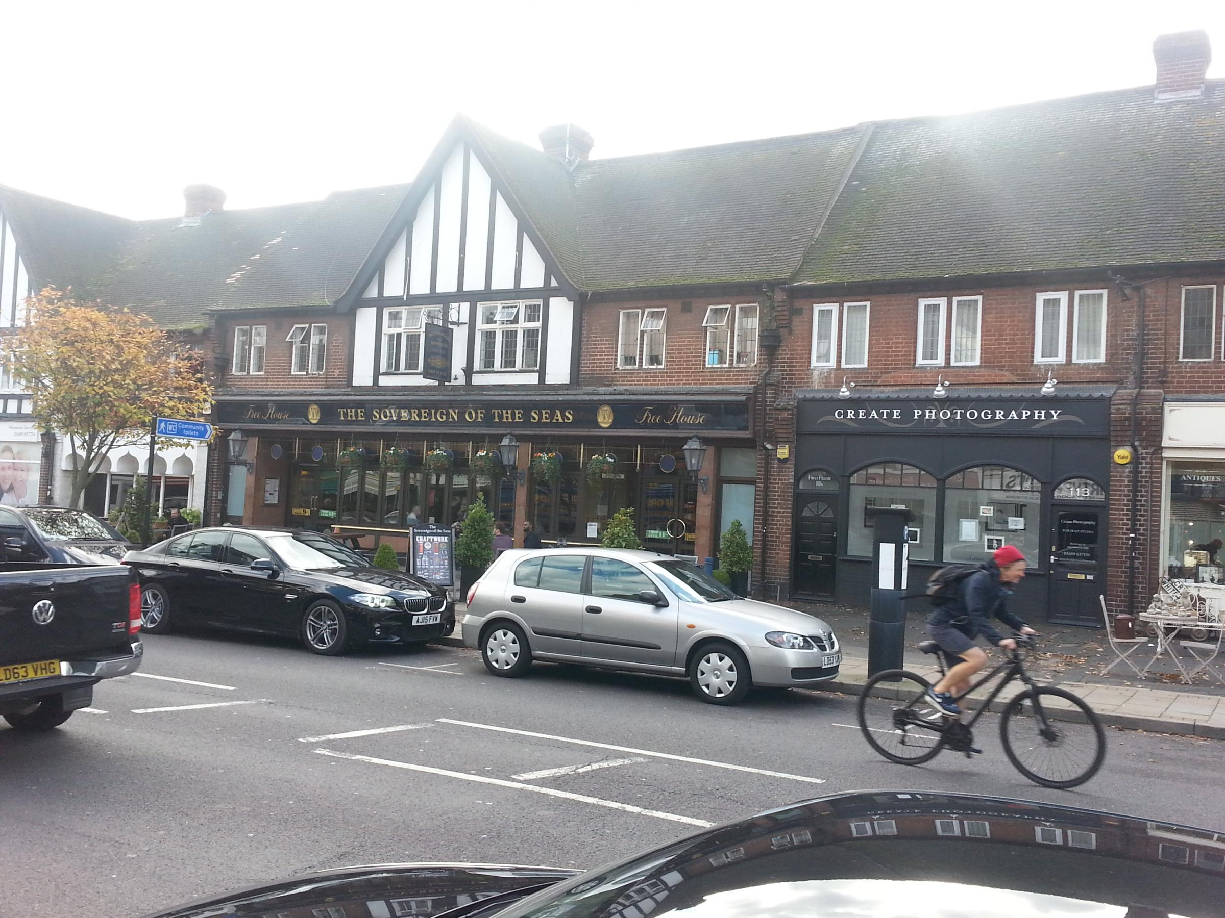 PubSpy bids farewell to Petts Wood and a trusted local