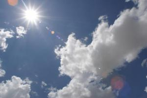 Sunshine and scattered showers forecast for south east London and north Kent