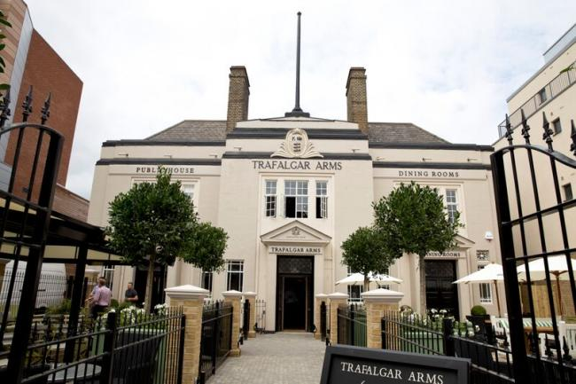 PubSpy unexpectedly finds himself a home-from-home at Trafalgar Arms in Tooting