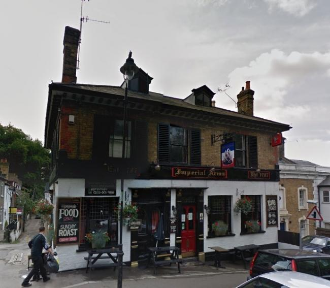 PubSpy has been to the Imperial Arms pub in Chislehurst. Picture: Google