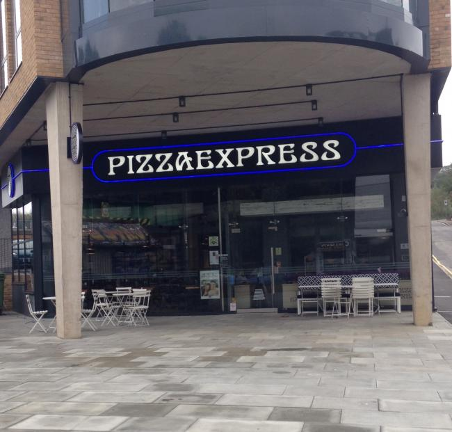 New Coulsdon Pizza Express Enjoys Successful Opening Month