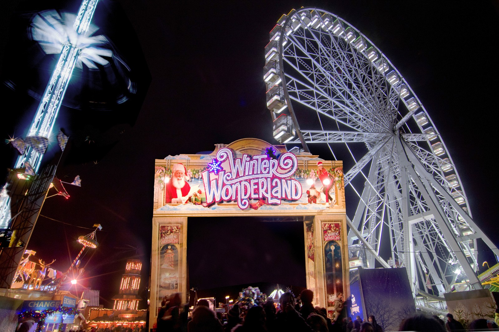 Image result for Winter Wonderland is in North London