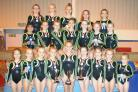 Meapa Gymnastics Club in Gravesend enjoy productive outing at Kent County Championships.
